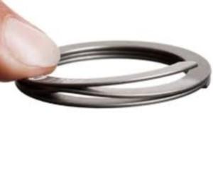 Freekey sleutelring-Weerhandig