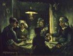 Aardappeleters - van Gogh