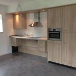 verstelbare keuken weerhandig