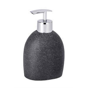 weerhandig-zeepdispenser-puro-pebblestone-antraciet